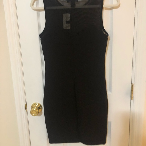 Forever 21 Dresses & Skirts - Forever 21 Black mini dress